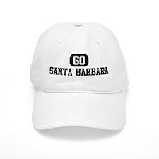 GO SANTA BARBARA Baseball Cap