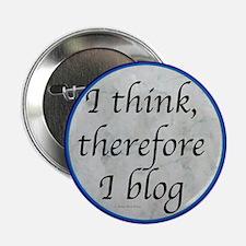 "Blogging 2.25"" Button"