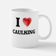 Caulk Mugs