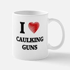 Caulking Gun Mugs