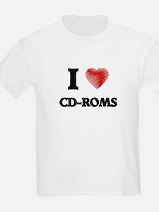 CD-ROM T-Shirt