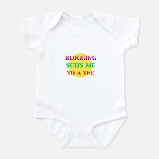 Blogger Infant Bodysuit
