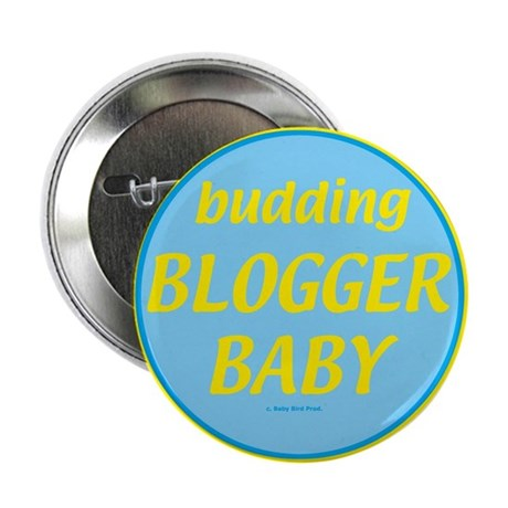 "Blogging 2.25"" Button (10 pack)"