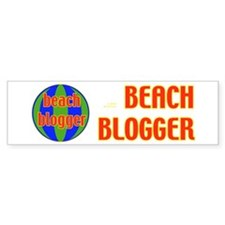 Blogger Bumper Bumper Sticker