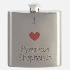 I love Pyrenean Shepherds Flask