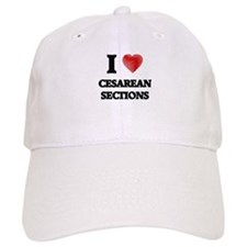 cesarean section Baseball Baseball Cap