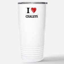 chalet Travel Mug