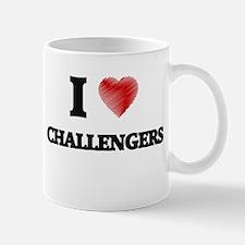 challenger Mugs
