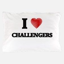 challenger Pillow Case