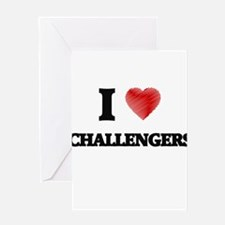 challenger Greeting Cards