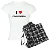 Dodge challenger T-Shirt / Pajams Pants