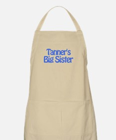 Tanner's Big Sister BBQ Apron
