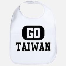 GO TAIWAN Bib