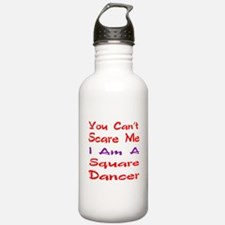 you can't scare me I a Water Bottle