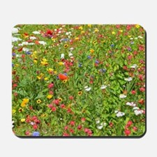 Wildflowers Mousepad