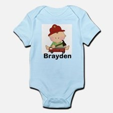 Brayden's Infant Bodysuit