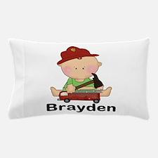 Brayden's Pillow Case