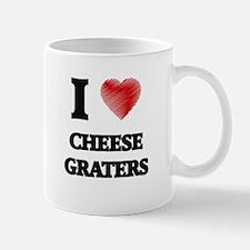 Cheese Grater Mugs