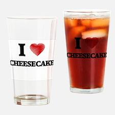 cheesecake Drinking Glass