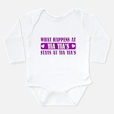 Funny Spoiled Long Sleeve Infant Bodysuit
