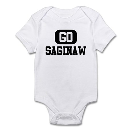 GO SAGINAW Infant Bodysuit