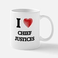 chief justice Mugs