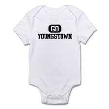 GO YOUNGSTOWN Infant Bodysuit