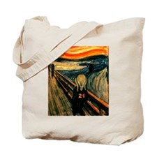 Scream 21st Tote Bag