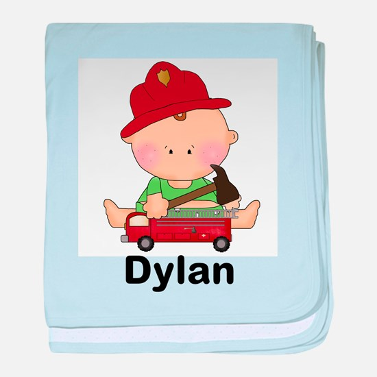 Dylan's baby blanket