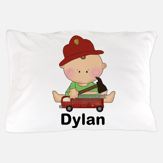 Dylan's Pillow Case