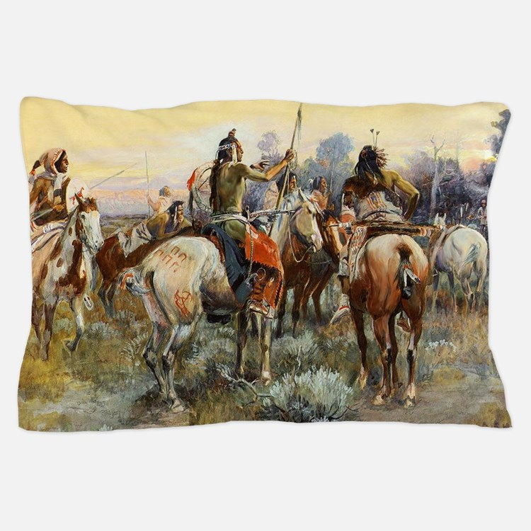 Wild West Vintage -Page10 Pillow Case