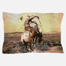 Wild West Vintage -Page1 Pillow Case