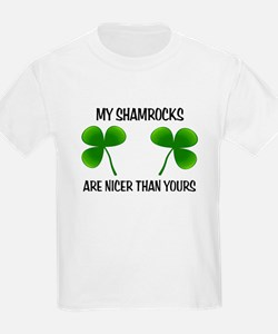 NICE SHAMROCKS T-Shirt