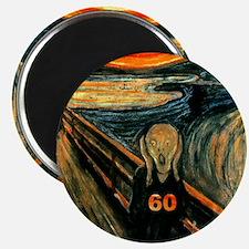 Scream 60th Magnet