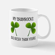 NICE SHAMROCKS Mugs