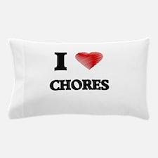 chore Pillow Case