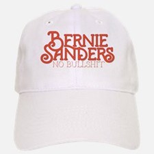 Bernie Sanders No Bullshit Baseball Baseball Cap
