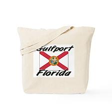 Gulfport Florida Tote Bag