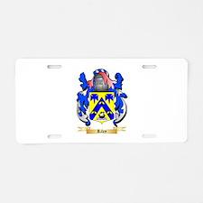 Riley Aluminum License Plate