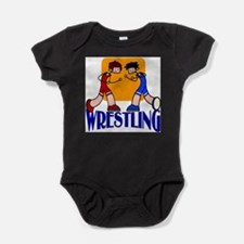 Cute Canadian girls kick ass Baby Bodysuit