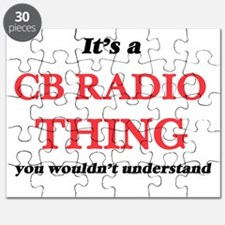 It's a Cb Radio thing, you wouldn't Puzzle