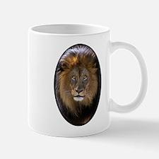 Lion face Mugs