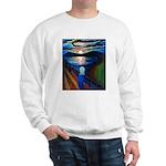 Gogh's Scream Sweatshirt