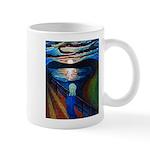 Gogh's Scream Mug