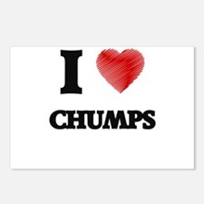 chump Postcards (Package of 8)