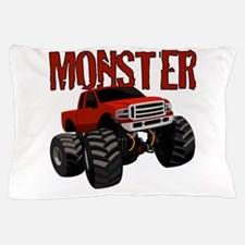 Cute Tractor pulls Pillow Case