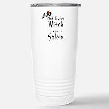 Unique Witch Travel Mug
