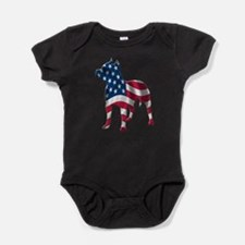 Unique K9 Baby Bodysuit
