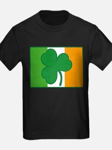 Funny Ireland kids T