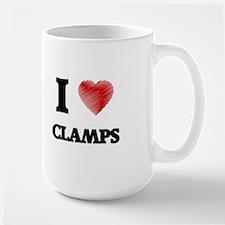 C Clamp Mugs